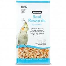 Friandises ZuPreem Real rewards - Tropical Mix Grande Perruche - 170 gr