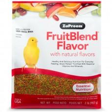 Extrudés ZuPreem FruitBlend Exotiques / Canaris - 900 gr