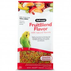 Extrudés ZuPreem FruitBlend Petites Perruches - 400 gr