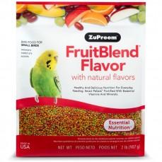 Extrudés ZuPreem FruitBlend Petites Perruches - 900 gr