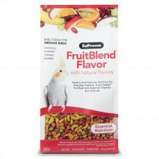 Extrudés ZuPreem FruitBlend Grandes Perruches - 400 gr