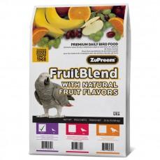 Extrudés ZuPreem FruitBlend Grandes Perruches - 15,75 kg