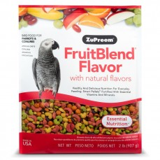 Extrudés ZuPreem FruitBlend Perroquets / Conures - 900 gr