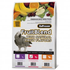Extrudés ZuPreem FruitBlend Perroquets / Conures - 15,75 kg