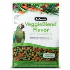 Offre Spéciale DLUO - Extrudés ZuPreem VeggieBlend Flavor - 1,47 kg