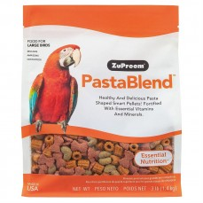 Extrudés Zupreem PastaBlend Grands Perroquets - Large -  1,36 Kg