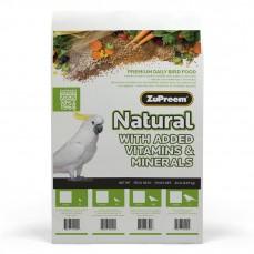 Extrudés ZuPreem Natural Petites Perruches - 9,07 kg