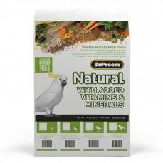 Extrudés ZuPreem Natural Perroquets / Conures - 9,07 kg