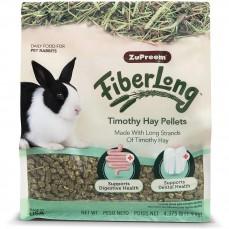 ZuPreem - FiberLong Timothy Hay Pellets - 1,98 Kg - Granulés pour Lapins