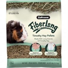 ZuPreem - FiberLong Timothy Hay Pellets - 1,98 Kg - Granulés pour Cochons d'Indes