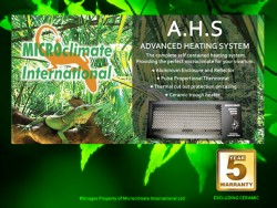 Microclimate -  Advanced Heating System - 500 W