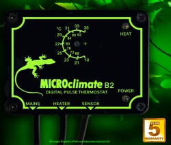 """Thermostat Reptile MICROCLIMATE """"Pulse"""" B2"""