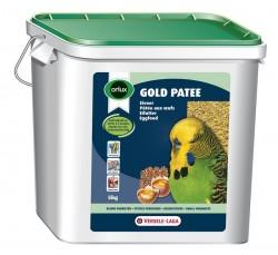 Orlux Gold Pâtée Grasse Petites Perruches - 5 kg
