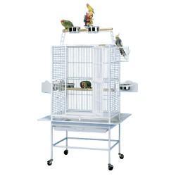 KING'S CAGES 2620E - Cage Petites et Grandes Perruches
