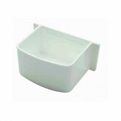 Mangeoire en Plastique pour Cage Perroquet - 270 ml