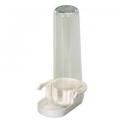 Abreuvoir/Distributeur à Bec Plat pour Barreaux Horizontaux - 90 ml