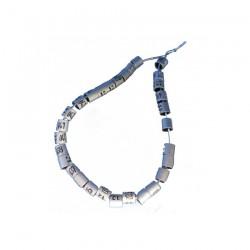 Bagues Fermées 2020 en Aluminium pour Oiseaux - Gravure Noire Ø 3 mm (x 1)