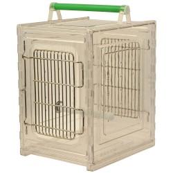 Cage de Transport Acrylique - Perch and Go