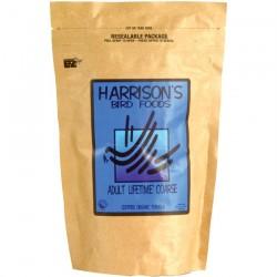 Offre Spéciale DLUO - Harrison's - Adult Lifetime Coarse 454 gr - Granulés Compressés Bio pour Perroquet