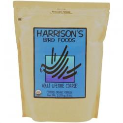 Offre Spéciale DLUO - Harrison's - Adult Lifetime Coarse 2,27 kg - Granulés Compressés Bio pour Perroquet