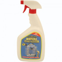 KING'S CAGES - Spray Royal Cage Cleaner Protecteur Anti Rouille - 900 ml