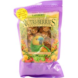Lafeber - Nutri-Berries Sunny Orchard 284 gr - Repas Complet pour Perroquets