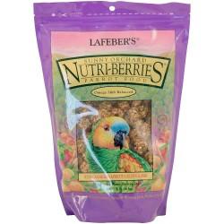 Lafeber - Nutri-Berries Sunny Orchard 1,36 kg - Repas Complet pour Perroquets