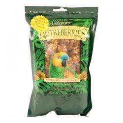 Lafeber - Nutri-Berries Tropical Fruit 284 gr - Repas Complet pour Perroquets