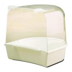 baignoire en plastique perruches et exotiques 3 50. Black Bedroom Furniture Sets. Home Design Ideas
