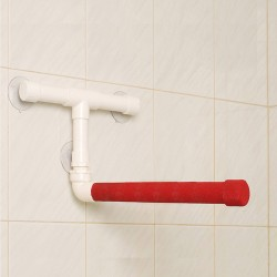 Sandy Perch Shower Fun Medium - Perchoir de Douche pour Perroquets