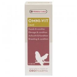 Oropharma - Omni-Vit Tonifiant Vitaminé Liquide - 30 ml