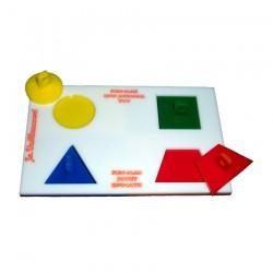 Zoo-Max - Psitta-Puzzle Medium - Jouet Educatif pour Perroquet