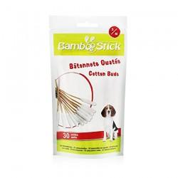 Bamboo Sticks - Bâtonnets Ouatés pour Chiens - S / M - 30 pcs