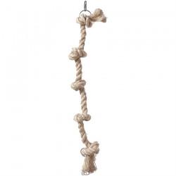 Corde de Tarzan en Sisal Large - Jouet Perroquet