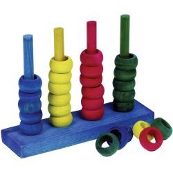 Zoo-Max - Teacher toy - Jouet Perroquet