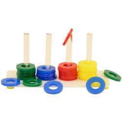 Zoo-Max - Teacher Toy Acrylique Medium - Jouet Perroquet