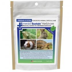 EmerAid Sustain Herbivore - Aliment De Soutient pour Herbivores - 100 gr