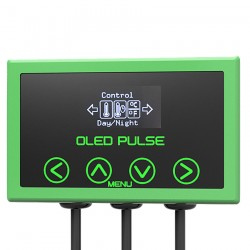 Microclimate - Thermostat Pulse OLED Black