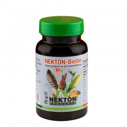 Nekton Bio 75 gr - Vitamines en Poudre Spécial Mue