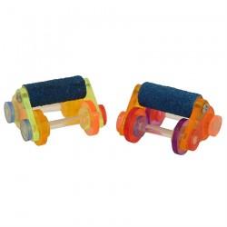 Roller Skates Small - Paire de Patins à Roulettes Pour Grandes Perruches