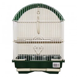Cage de Transport Pliante Verte