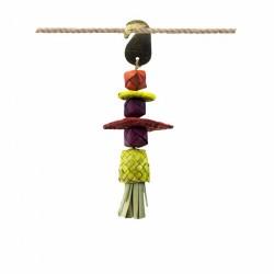 Petite Palme - Jouet Perruche