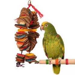 Zoo-Max - Shredding Coronet Medium - Jouet perroquet