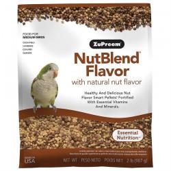 Extrudés Zupreem NutBlend Flavor Grandes perruches - Medium - 900 gr