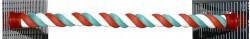 Perchoir d'Angle en Corde de Coton pour Grandes Perruches et Perroquets