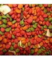 Extrudés Grain'ailes pour Perroquets avec Fruits Secs - Vrac 10 kg (Reconditionné par nos soins)