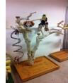 Arbre en Bois Java - Taille Extra Large - AL3533