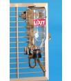 Lixit - Abreuvoir Biberon en Verre Pipette Inox Large - 1 L