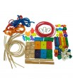 Zoo-Max - Kit de Pièces de Jouets Do it Yourself - Small