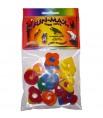 Zoo-Max - Perles en Acrylique - Grandes Formes Assorties - 20 Pièces